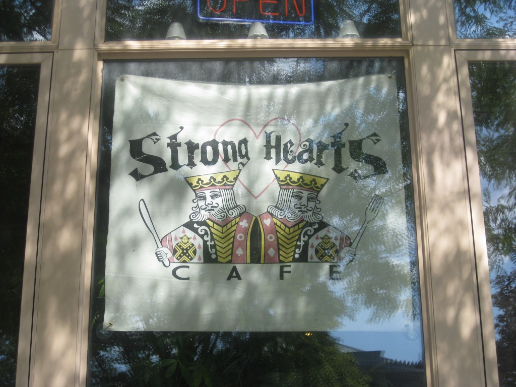 Strong Hearts Cafe Syracuse New York