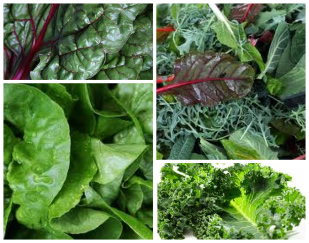Fight Off Wrinkles With Dark Leafy Greens And Great Leafy ...