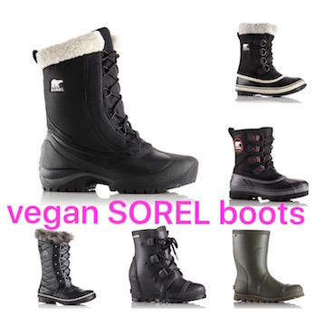 Vegan American Princess Vegan Sorel Boots